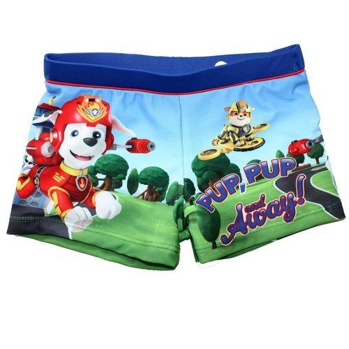 Paw Patrol Badehose Dunkelblau Pup Pup and Away
