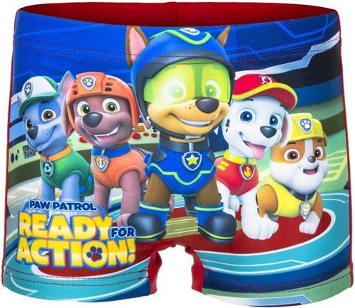 Paw Patrol Badehose Ready for Action